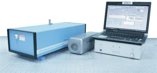 New laser spectrometer OB' for research studies demanding fine resolution and high spectral density of radiation within UV-VIS-NIR spectral domains