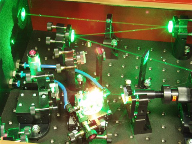 Femtosecond Lasers Training Workshops